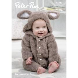 Peter Pan Precious Chunky - Pattern P1295