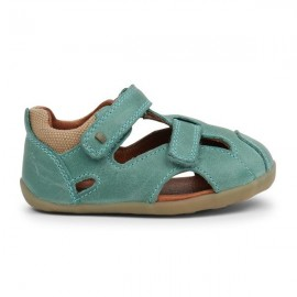 Bobux - Step Up Chase Sandal Teal