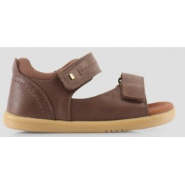 Bobux - I Walk Driftwood Sandal Brown