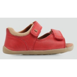Bobux - Step Up Driftwood Sandal - Red