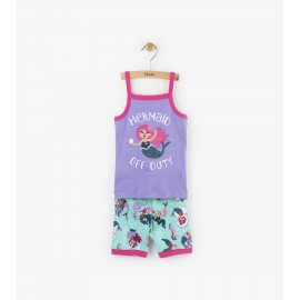 Hatley - Underwater Kingdom Sleeveless Pyjama Set