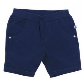 Bebe - Dante Woven Twill Shorts - Navy