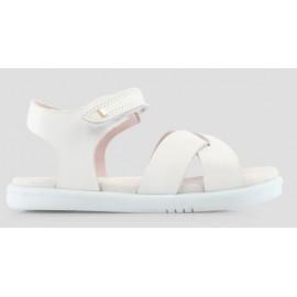 Bobux - I Walk Roman Sandal White