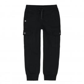 Boboli - Boys Fleece Trousers - Black