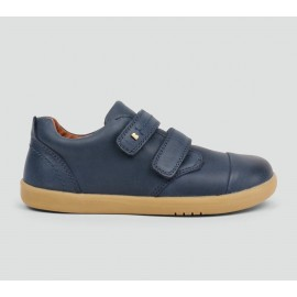 Bobux - Kids+ Port Dress Shoe Navy