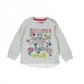 Boboli - Baby Girl Fleece Sweatshirt