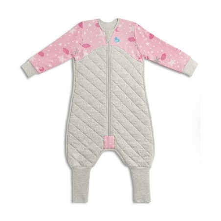 Love to Dream Sleep Suit 3.5 Tog Pink