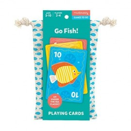 Mudpuppy - Go Fish Playing Cards
