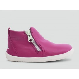 Bobux - Step Up Tasman Boot - Magenta