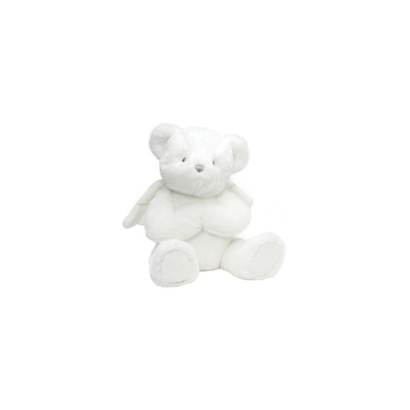 Baby Gund - BEAR: MY LITTLE ANGEL BEAR WHITE 35CM