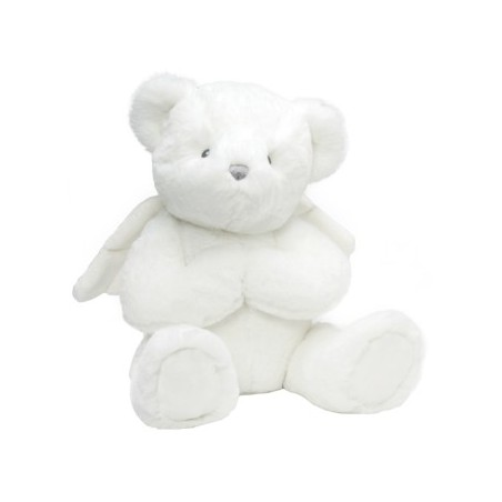 Baby Gund - BEAR: MY LITTLE ANGEL BEAR WHITE 35CM