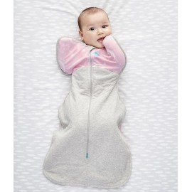 Love to Dream Swaddle Up Warm 2.5 tog Pink