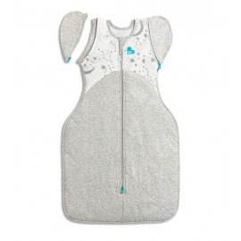 Love to Dream Swaddle Up Transition Bag Winter Warm White 2.5 tog