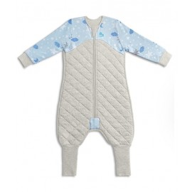 Love to Dream Sleep Suit 2.5 tog Blue