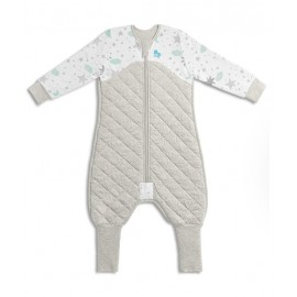 Love to Dream Sleep Suit 2.5 tog White