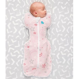 Love to Dream -  Swaddle Up Bamboo 1.0 tog Pink