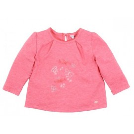 Bebe - Amelia Butterfly Top - Mid Pink