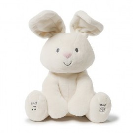 Baby Gund - Flora Bunny Animated Plush