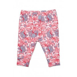 Marquise - Girls Floral Footless Leggings