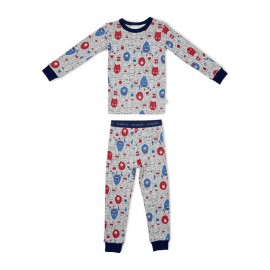 Marquise - All Over Print Monster Boys Pyjamas