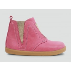 Bobux - I Walk Signet Boot Rose