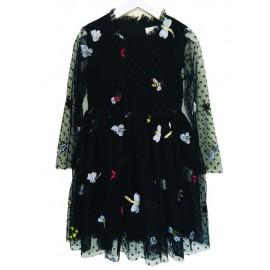 Mr & Miss Australia - Flutter Mesh Dress
