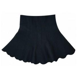 Mr & Miss Australia - Marilyn Knit Skirt - Black