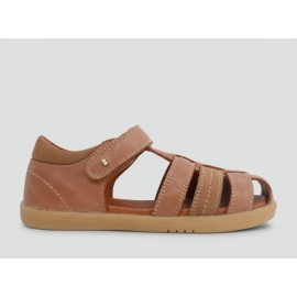Bobux - Kids+ Roam Closed Sandal - Caramel