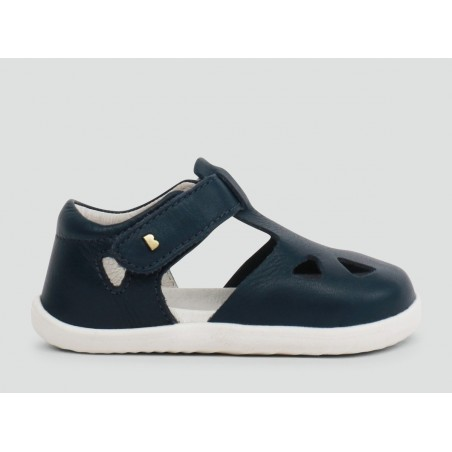 Bobux - Step Up Zap Closed Sandal - Navy