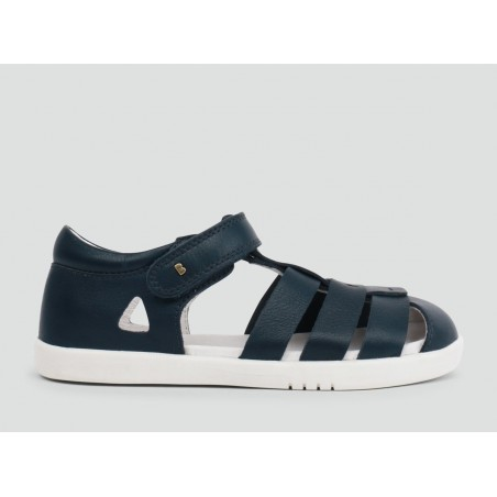 Bobux - Kids+ Tidal Closed Sandal - Navy