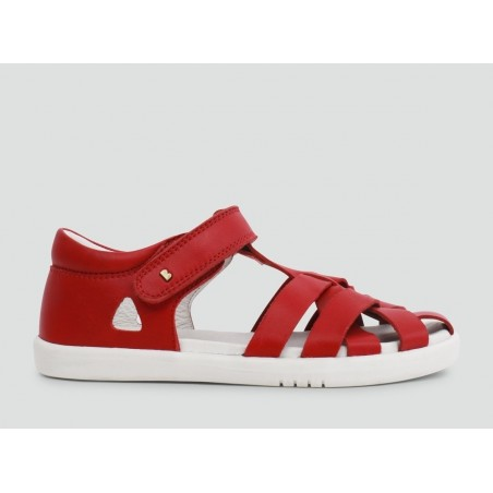 Bobux - Kids+ Tropicana Closed Sandal - Rio Red