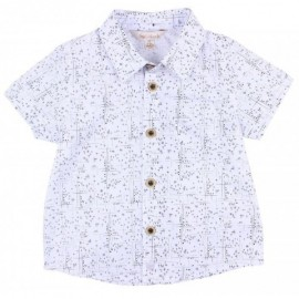 Fox & Finch - Seven Seas Shirt - Sea Geo