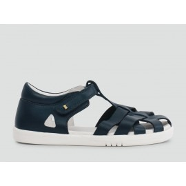 Bobux - Kids+ Tropicana Closed Sandal Navy