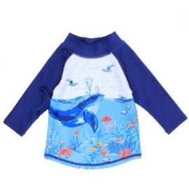 Bebe - Cody Whale Rash Vest...