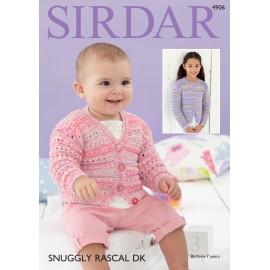 Sirdar - Snuggly Rascal DK...