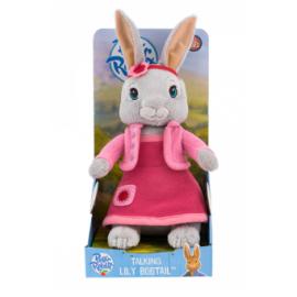 Peter Rabbit - Talking Lily...