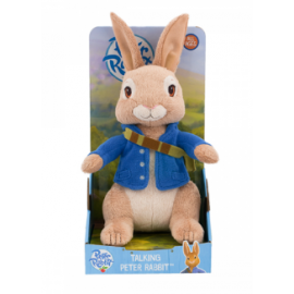 Peter Rabbit - Talking...