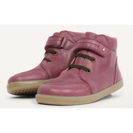Bobux - Kids+ Timber Boot Plum