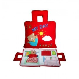 My Day Cloth Book - Dyles